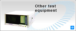 Other test equipment